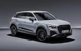2020 Audi Q2 facelift - front