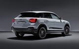 2020 Audi Q2 facelift - rear