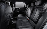 2020 Audi Q2 facelift - rear seats