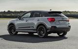 2020 Audi Q2 facelift - side