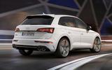 2020 Audi SQ5 facelift