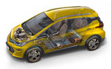 Opel Ampera-e breaks cover at Paris motor show