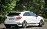 Mercedes-AMG A 45 Renntech rear