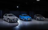 New Audi A4 range