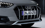 2019 Audi A4 Avant press packet - grille