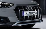 2019 Audi A4 Avant press packet - grille