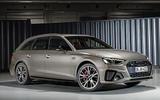 2019 Audi A4 Avant press packet - front