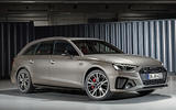 2019 Audi A4 Avant press packet - front