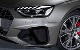 2019 Audi A4 Avant press packet - detail