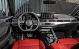 2019 Audi S4 press packet - interior