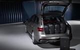 2019 Audi A4 Avant press packet - bootspace