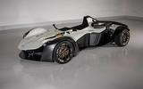 BAC Mono R front three quarters