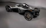 BAC Mono R rear three quarters