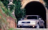 1997 Mk1 D2 4D Audi A8