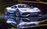 Mercedes-AMG Project One Hypercar Frankfurt motor show