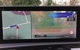 Mercedes augmented navigation