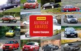 Autocar Readers' Champion