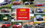 Autocar Readers' Champion