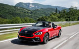 £29,565 Abarth 124 Spider prototype