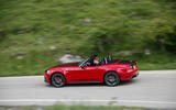 143mph Abarth 124 Spider prototype