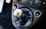 Abarth 595 Competizione manual gearbox
