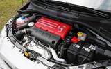 1.4-litre Abarth 595 Competizione engine