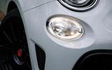 Abarth 595 Competizione headlight