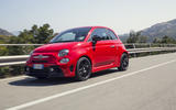 Abarth 595 Trofeo review