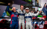 Harry Tincknell has rapidly become a key part of Ford's FIA WEC and Le Mans team