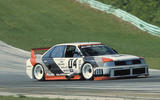Success in the US-based IMSA series made the Audi quattro 90 GTO an icon