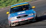 The Audi A4 quattro was a touring car hero, winning the BTCC at the hands of Frank Biela