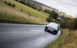 Where Audi's e-tron electric quattro really delivers is on the road