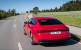Audi A7 Sportback TFSI e quattro