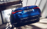 You can pick the perfect timbre from the BMW M4's custom-designed dual-branch exhaust