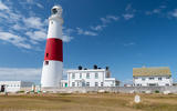 Guide your way to Portland Bill with BMW Maps and the optional Head-Up display