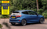 Every element of the Ford Fiesta ST has been designed to make driving more fun and engaging