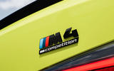 No badge is more iconic that the BMW M logo
