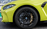 BMW's M xDrive all-wheel drive delivers confident grip across both axles