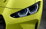 Distinctive LED headlights come as standard; high-visibility Laserlights are also available