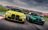 The BMW M3 and M4 boast the same performance underpinnings