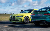 Kerb appeal is one thing, but the BMW M3 and M4 are here to be driven
