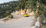 The mountain roads above Monte Carlo proved just as thrilling as those in the Hautes-Alpes