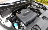 2.2-litre Kia Sorento KX4 diesel engine
