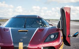 Koenigsegg sets 0-400-0kph record in Agera RS