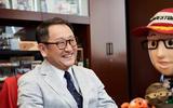 Britain's best manufacturer - Akio Toyoda