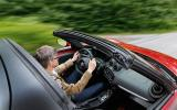 Driving the Alfa Romeo 4C Spider