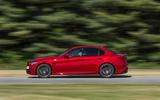 503bhp Alfa Romeo Giulia Quadrifoglio