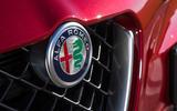 Alfa Romeo badging