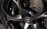 Alfa Romeo Giulia Quadrifoglio brake discs
