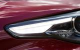 Alfa Romeo Giulia Quadrifoglio LED headlights